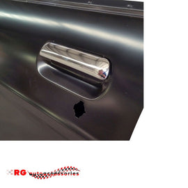 DATSUN NISSAN 1200 B110 FRONT DOOR EXTERIOR HANDLE CHROME LEFT HAND SIDE