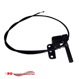 DATSUN NISSAN 620 UTE BONNET RELEASE CABLE WITH LEVER