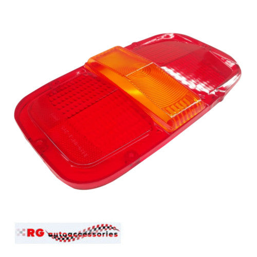 FORD FAIRLANE ZA  ZB  BRAKE TAIL LIGHT INDICATOR LENSES PAIR