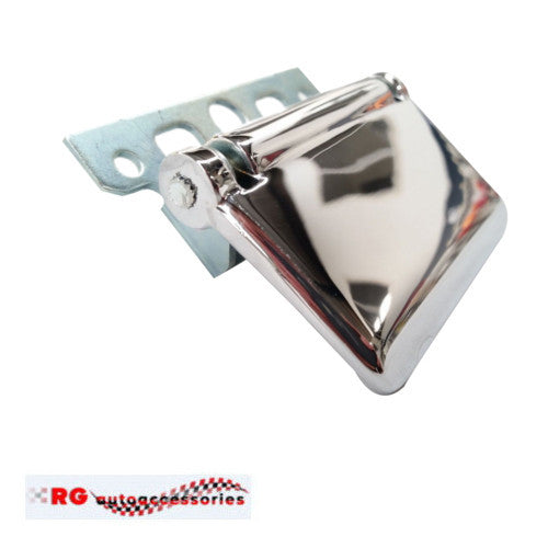 FORD FALCON FAIRMONT AND FAIRLANE XW XY ZC ZD GT 351 INNER CHROME DOOR HANDLE RIGHT HAND SIDE