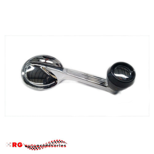HOLDEN HD HR INTERIOR WINDOW WINDER  CHROME HANDLE  x 1 SPECIAL PREMIER