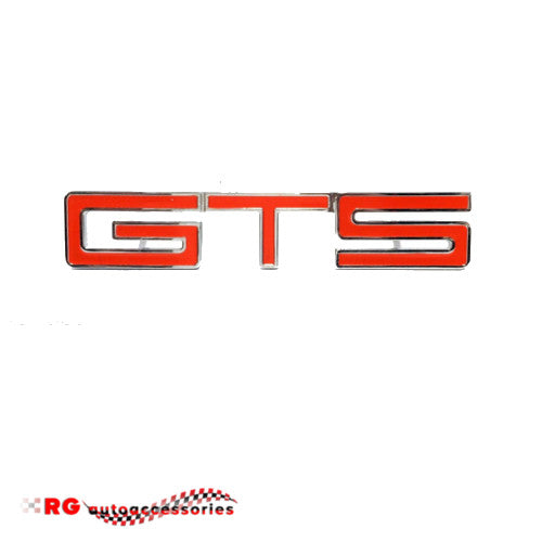 HOLDEN HK HT HG MONARO GTS BADGE FOR BOOT BONNET OR GUARD