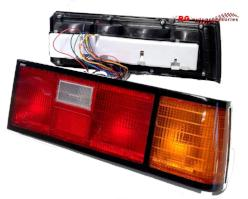 TOYOTA COROLLA KE70 DX TAIL LIGHTS LAMPS COMPLETE UNITS