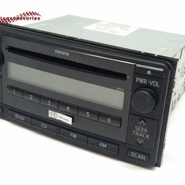 TOYOTA HILUX 2011 2012 2013 AN30 INTERIOR RADIO CD PLAYER AM FM AUX