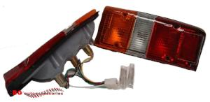 TOYOTA LANDCRUISER FJ60 FJ62 HJ60 HJ61 REAR TAIL LIGHTS SOLD AS A PAIR