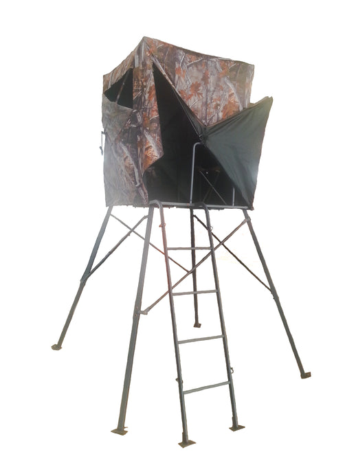 TNT CAMO'LOT TOWER BLIND (AVAILABLE FALL 2021)