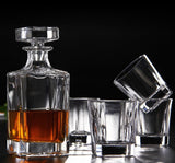 Décanteur<br>Verre à Whisky - Queue de Coq