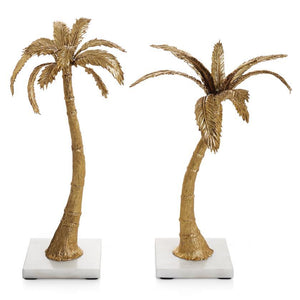 "CANDLE HOLDER ""PALM"" by Michael Aram - Set of 2"