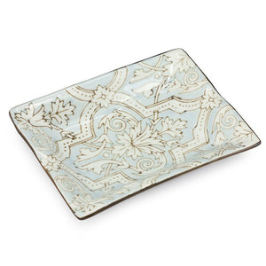 "KONRAD INTERIOR SELECTION - PLATE & ASHTRAY ""CRETA"""