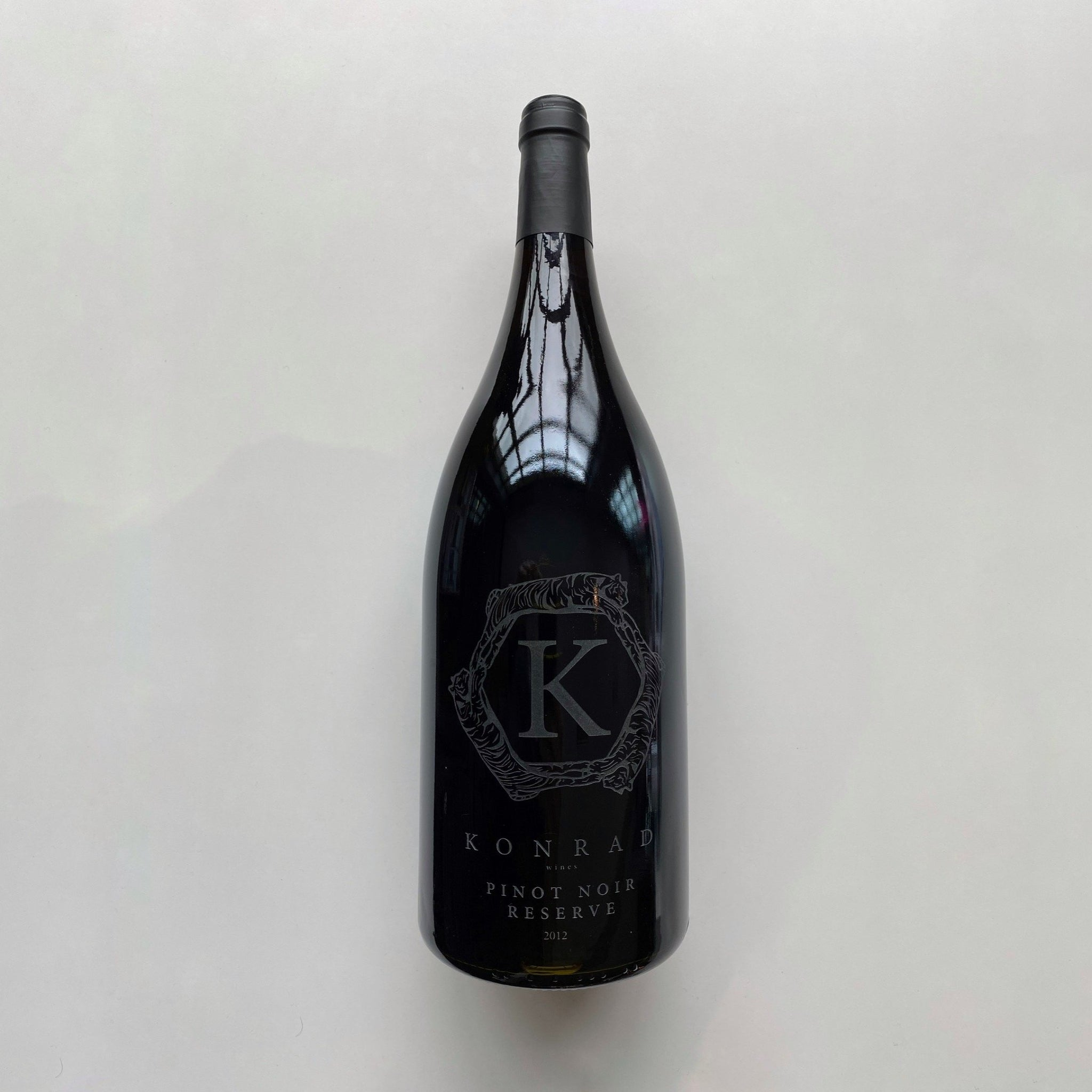 "Konrad Wines ""Pinot Noir Reserve 2012"" Black Edition - Magnum / Limited Edition"