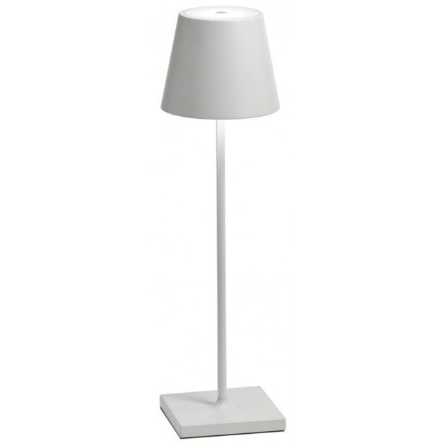 KONRAD INTERIOR SELECTION - TABLE LAMP WHITE