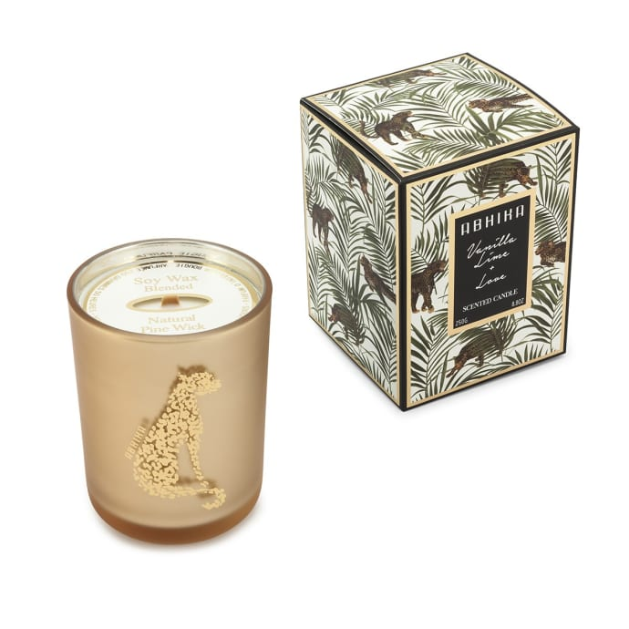 KONRAD INTERIOR SELECTION - CANDLE GINGER LIME