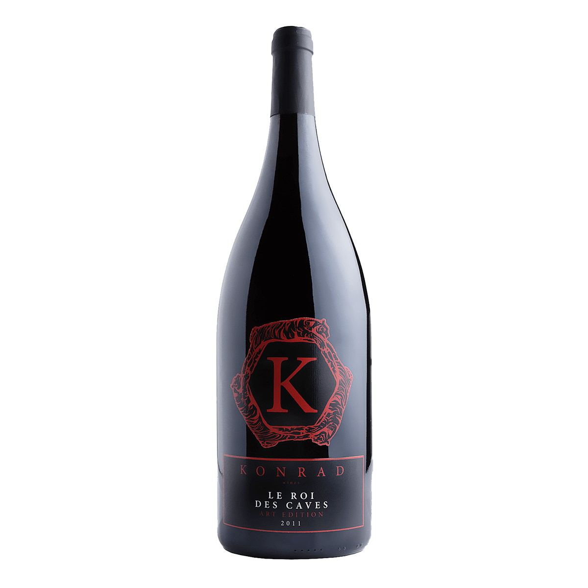 "KONRAD WINES ""LE ROI DES CAVES – ART EDITION"" – 2011"