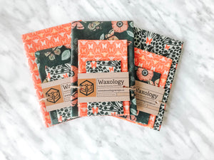 Beeswax Wraps 3 Pack