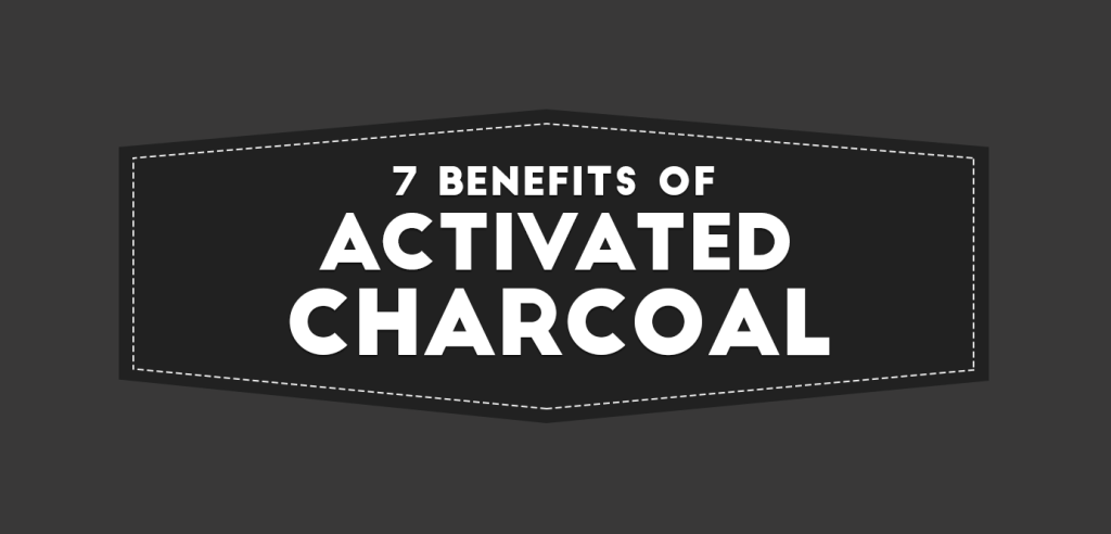Top 7 Activated Charcoal Health Benefits (Infographic)