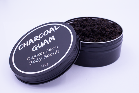 Ceylon Java Body Scrub