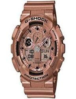 G-Shock Resin Men's Watch #GA100GD-9A