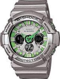 G-Shock Metallic Colors Series Quality Men's Watch #GA200SH-8A