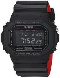 G-Shock Quartz Resin Casual Watch Black Men's Watch #GLS8900-9