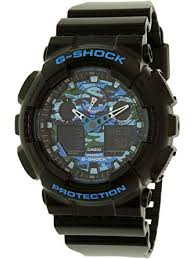 G-Shock Graphic Dial Resin Quartz Men's Watch #GA100CB-1A