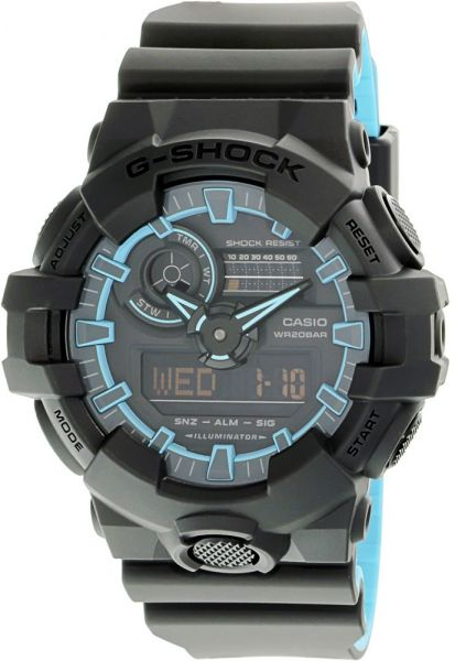 G-Shock Men's Casio Sport Watch #GA700SE-1A2