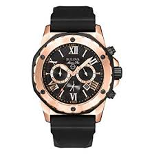 Brand New Bulova Marine Star Collection Men's Watch Model: 98B104