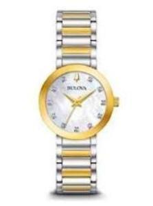 Brand New Bulova Modern Collection Women's Watch Model: 98P180