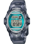 Baby G-Shock Black Digital Sport Watch #BG169R-8B