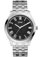 Guess Men's Stainless Steel Casual Silicon Watch #U0476G1