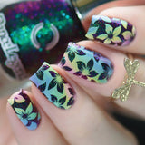 "Pastel stamping polish collection - ""Fruit Tingles"""