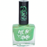 """I dream of Greenie"" stamping polish"