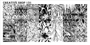 Creative Shop stamping plate 131