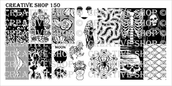Creative Shop stamping plate 150