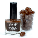 """Choc-lit"" jelly polish"