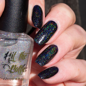 """Lightshow"" holo topcoat"