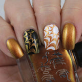 """ Magna Opus"" limited edtion stamping polish."
