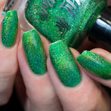 """Hidden Gems"" holo polish collection - Part 1"