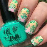 """Seas the Day"" stamping polish"