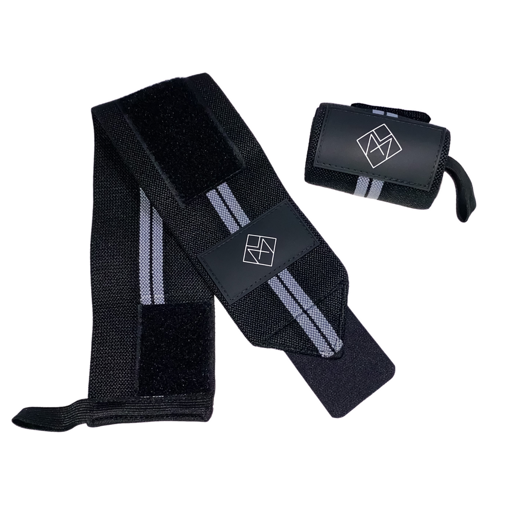 2-in-1 Lifting grips - Midnight Fit