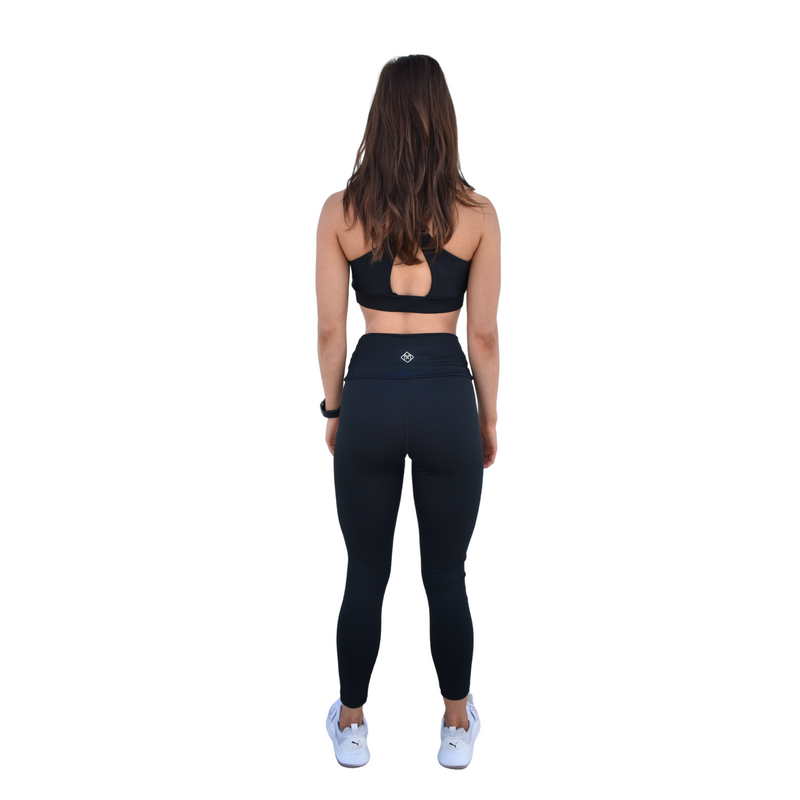 Everyday Leggings - Black - Midnight Fit