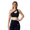 Fearless Crop - Black - Midnight Fit