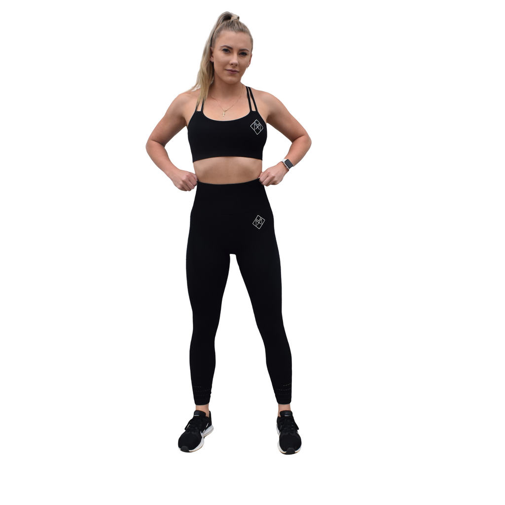 Midnight Seamless Leggings - Midnight Fit