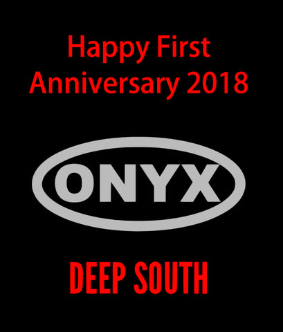 ONYX Deep South Anniversary Shirt