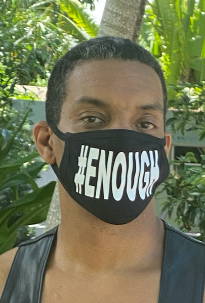 #ENOUGH Face mask