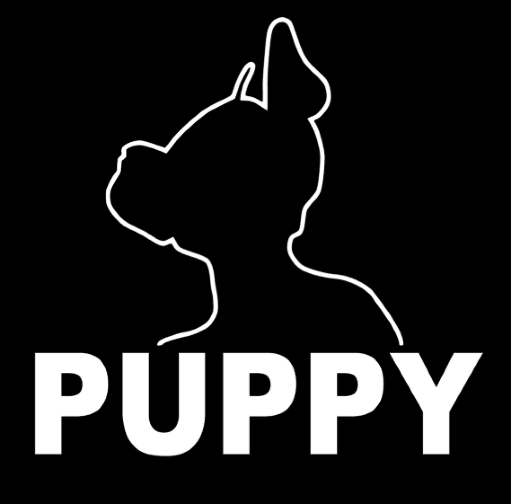 PUPPY Window Decal