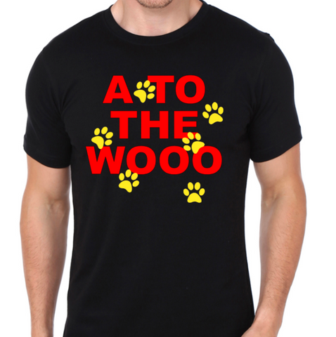 A TO THE WOOO