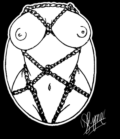 Female Bondage by featured artist ShyneInk
