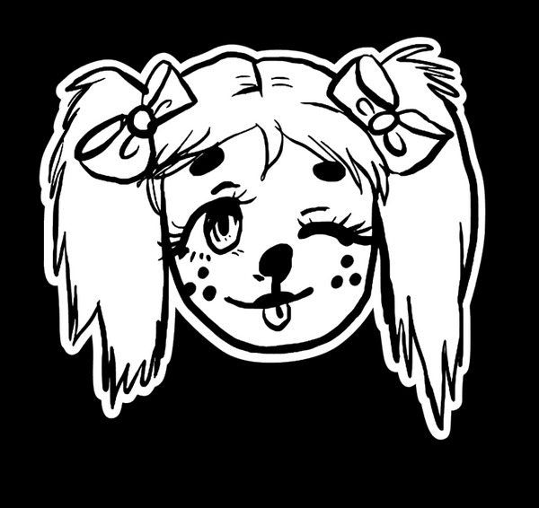 Female Puppy from featured artist BSP Creations