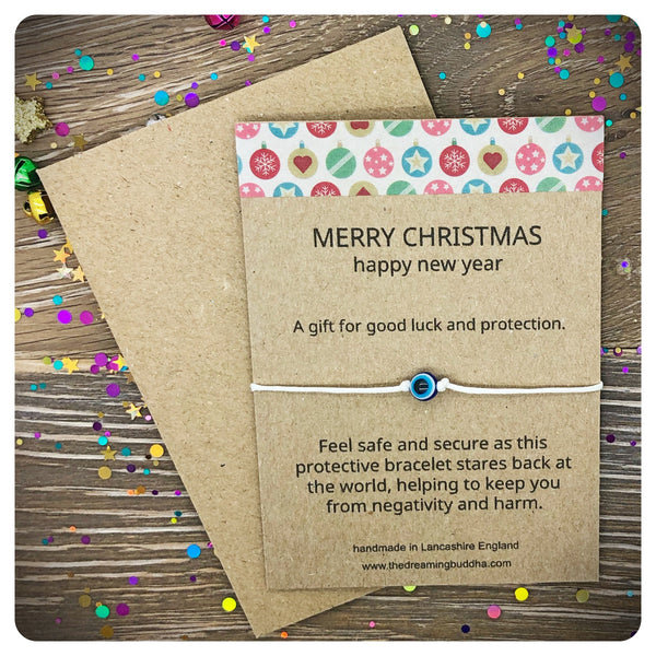 5 Pack Evil Eye Christmas Gifts