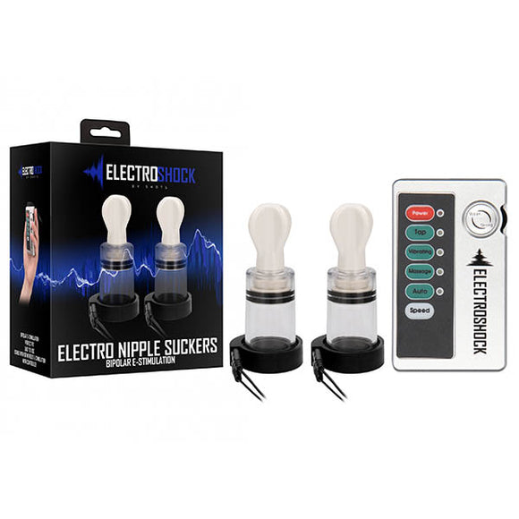 Electro Shock Nipple Twisters